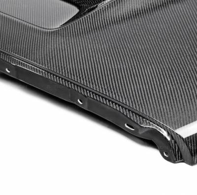 Anderson Composites - Anderson Composites SRT10 Carbon Fiber Hood: Dodge Ram 2002 - 2008 - Image 6