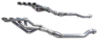 5.7L / 6.1L / 6.4L Hemi Engine Parts - Hemi Headers & Mid Pipes - American Racing Headers - American Racing Headers: Jeep Grand Cherokee SRT 2012 - 2020