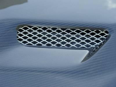 TruCarbon - TruCarbon A58 Carbon Fiber Hood: Dodge Magnum 2005 - 2007 - Image 5