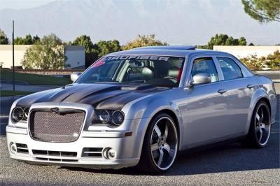 TruCarbon - TruCarbon A58 Carbon Fiber Hood: Chrysler 300 / 300C 2005 - 2010 - Image 4