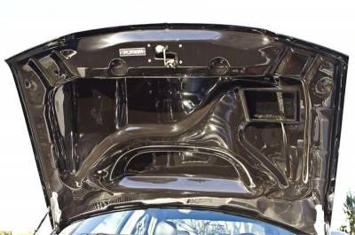 TruCarbon - TruCarbon A58 Carbon Fiber Hood: Chrysler 300 / 300C 2005 - 2010 - Image 6