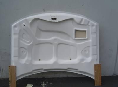 TruFiber - TruFiber A23 Hood: Dodge Charger 2006 - 2010 - Image 4
