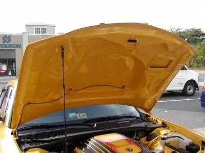 TruFiber - TruFiber A50 Hood: Dodge Charger 2006 - 2010 - Image 5