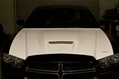 TruFiber - TruFiber A23 Hood: Dodge Charger 2011 - 2014 - Image 5