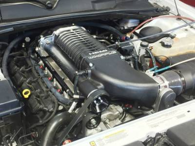 Whipple Superchargers - Whipple Supercharger Kit: Jeep Grand Cherokee 6.4L SRT8 2012 - 2014 - Image 2