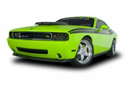 Cervini's - Cervinis T/A Hood: Dodge Challenger 2008 - 2020 (All Models) - Image 2