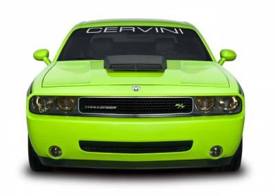 Cervini's - Cervinis T/A Hood: Dodge Challenger 2008 - 2020 (All Models) - Image 3