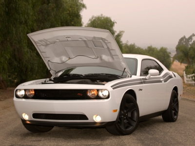 RK Sport - RK Sport Ram Air Hood: Dodge Challenger 2008 - 2014 - Image 3