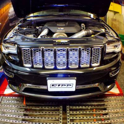 HEMI SUPERCHARGER KIT - Hemi Supercharger Kits - Ripp - Ripp Supercharger Kit: Jeep Grand Cherokee 3.6L V6 2011 - 2014