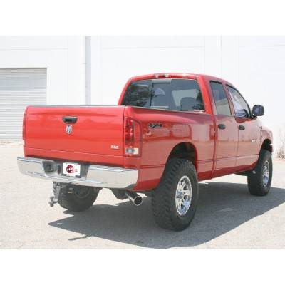 AFE Power - AFE Exhaust System (Single): Dodge Ram 5.7L Hemi 2003 - 2005 (2WD / 4WD) - Image 5