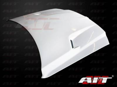 AIT Racing - AIT Racing Challenger Style Functional Cooling Hood: Dodge Magnum 2005 - 2007 - Image 5
