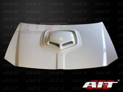 AIT Racing - AIT Racing Shaker Style Functional Ram Air Hood: Dodge Magnum 2005 - 2007 - Image 3