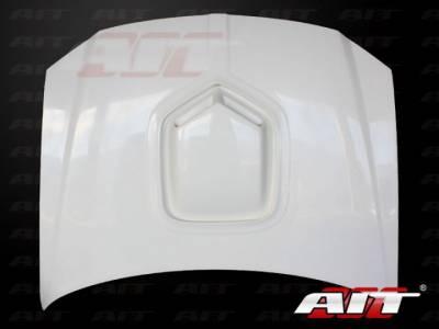AIT Racing - AIT Racing Shaker Style Functional Ram Air Hood: Dodge Magnum 2005 - 2007 - Image 5