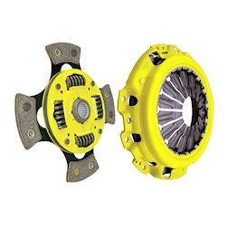 ACT - ACT 4-Puck Clutch Kit (Heavy Duty Pressure Plate / Sprung Hub): Dodge Neon SRT4 2003 - 2005