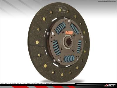 ACT - ACT Modified Street Clutch Kit (Heavy Duty Pressure Plate / Modified Street Disc): Dodge Neon SRT4 2003 - 2005 - Image 4