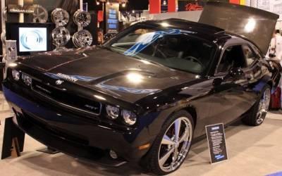 Anderson Composites - Anderson Composites OEM Carbon Fiber Hood: Dodge Challenger 2008 - 2020 - Image 5