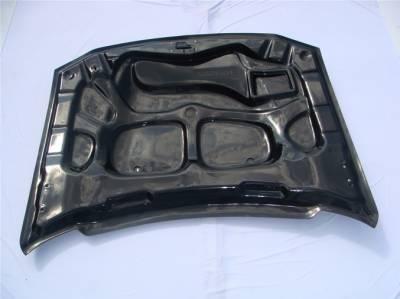 TruCarbon - TruCarbon A23 Carbon Fiber Hood: Dodge Charger 2005 - 2010 - Image 5