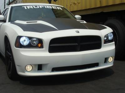 TruCarbon - TruCarbon A58 Carbon Fiber Hood: Dodge Charger 2006 - 2010 - Image 3
