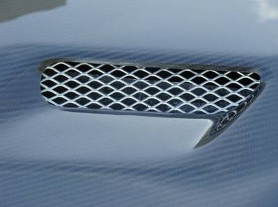 TruCarbon - TruCarbon A58 Carbon Fiber Hood: Dodge Charger 2006 - 2010 - Image 4