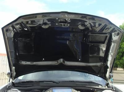 TruCarbon - TruCarbon A23 Carbon Fiber Hood: Dodge Magnum 2005 - 2007 - Image 5
