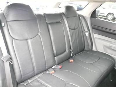 Clazzio - Clazzio Leather Seat Covers: Dodge Charger SE 2006 - 2010 - Image 2