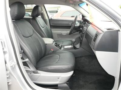 Clazzio - Clazzio Leather Seat Covers: Dodge Charger SE 2006 - 2010 - Image 3