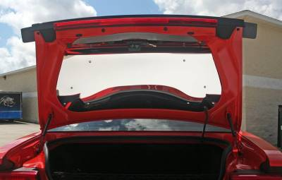 HEMI INTERIOR PARTS - Hemi Interior Trim Accessories - American Car Craft - American Car Craft Trunk Lid Liner: Dodge Challenger 2008 - 2014 (All Models)