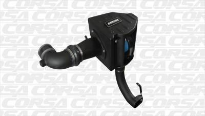 Dodge Challenger Engine Performance - Dodge Challenger Air Intake & Filter - Corsa - Corsa Cool Air Intake: Dodge Challenger R/T 2011 - 2016