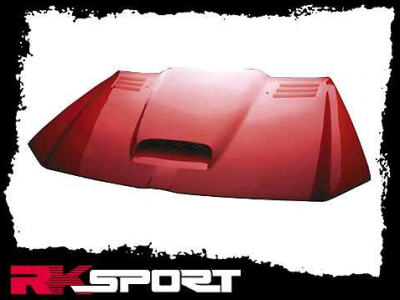 RK Sport - RK Sport Ram Air Hood: Dodge Magnum 2005 - 2007 - Image 2