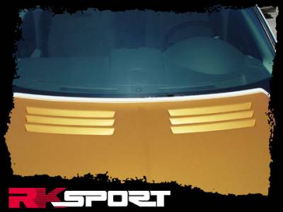 RK Sport - RK Sport Cowl Hood (Fiberglass): Chrysler 300 / 300C 2005 - 2010 - Image 2