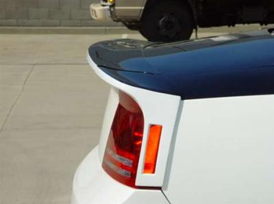 RK Sport - RK Sport Rear Spoiler (3-Piece): Dodge Charger 2006 - 2010 - Image 3