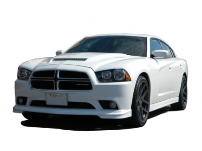 Dodge Charger Exterior Parts - Dodge Charger Hood - RK Sport - RK Sport Ram Air Hood: Dodge Charger 2011 - 2014