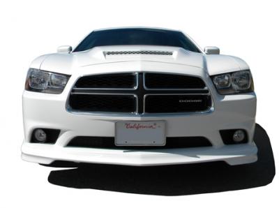 RK Sport - RK Sport Ram Air Hood: Dodge Charger 2011 - 2014 - Image 2
