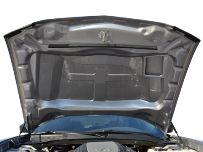 RK Sport - RK Sport Ram Air Hood: Dodge Charger 2011 - 2014 - Image 3