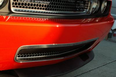 American Car Craft - American Car Craft Polished Lower Grille Trim Ring: Dodge Challenger 2008 - 2014 - Image 3