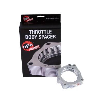 AFE Power - AFE Throttle Body Spacer: Chrysler 300C / Dodge Challenger / Charger / Magnum 2005 - 2020 (5.7L Hemi / 6.1L & 6.4L SRT8) - Image 3