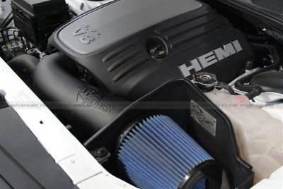 AFE Power - AFE Cold Air Intake: Chrysler 300C / Dodge Challenger / Charger 5.7L Hemi 2011 - 2021 - Image 3