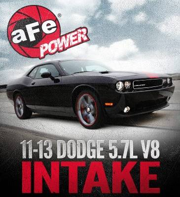 AFE Power - AFE Cold Air Intake: Chrysler 300C / Dodge Challenger / Charger 5.7L Hemi 2011 - 2021 - Image 4