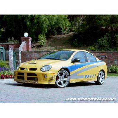 APR - APR Front Bumper Canards: Dodge Neon SRT4 2003 - 2005 - Image 2