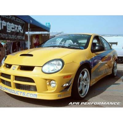APR - APR Front Bumper Canards: Dodge Neon SRT4 2003 - 2005 - Image 3