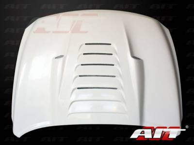 AIT Racing - AIT Racing Type-S Functional Ram Air Hood: Dodge Ram 2009 - 2012 - Image 2