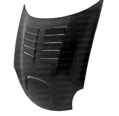 Seibon - Seibon GT Carbon Fiber Hood: Dodge Neon SRT4 2003 - 2005 - Image 2