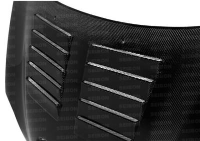 Seibon - Seibon GT Carbon Fiber Hood: Dodge Neon SRT4 2003 - 2005 - Image 3