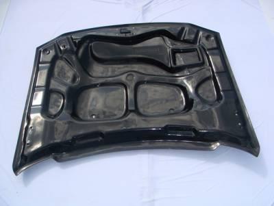TruCarbon - TruCarbon A9 Carbon Fiber Hood: Dodge Charger 2006 - 2010 - Image 3