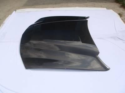 TruCarbon - TruCarbon A9 Carbon Fiber Hood: Dodge Charger 2006 - 2010 - Image 4