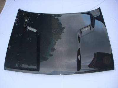 TruCarbon - TruCarbon A58 Carbon Fiber Hood: Dodge Challenger 2008 - 2020