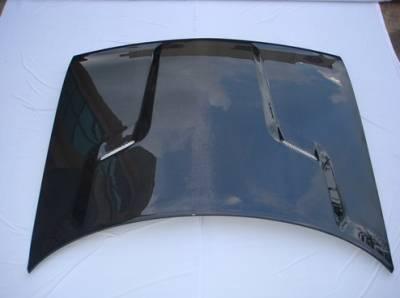 TruCarbon - TruCarbon A58 Carbon Fiber Hood: Dodge Challenger 2008 - 2020 - Image 3