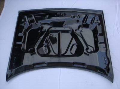 TruCarbon - TruCarbon A58 Carbon Fiber Hood: Dodge Challenger 2008 - 2020 - Image 4