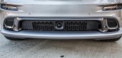 TruCarbon - TruCarbon LG193 Carbon Fiber Lower Grille: Jeep Grand Cherokee SRT8 2014 - 2020 - Image 2