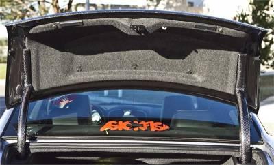 TruCarbon - TruCarbon CS6 Carbon Fiber Trunk: Chrysler 300 / 300C 2005 - 2010 - Image 3